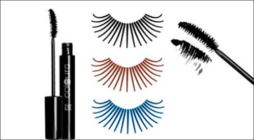 1a LR COLOURS Volume & Curl Mascara