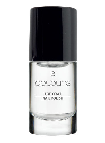 1a LR COLOURS --- Nail Top Coat --- 10403