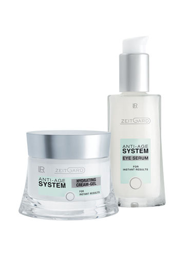 1a LR ZEITGARD --- Anti-Age System Hydrating-Set --- 71008