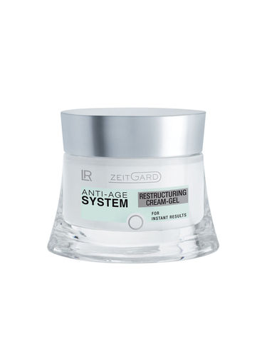 1a LR ZEITGARD --- Anti-Age System Restructuring Cream-Gel --- 50 ml --- 71002