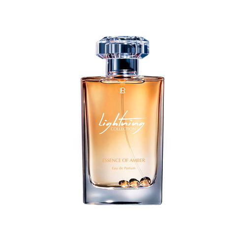 1a LR  Eau de Parfum für Sie --- Lightning Essence of Amber --- 50 ml --- 30330-3