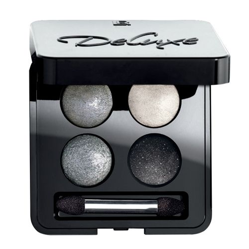 1a LR Deluxe --- Artistic Quattro Eyeshadow --- Night Rock --- 4 x 0,5 g --- 11150-1