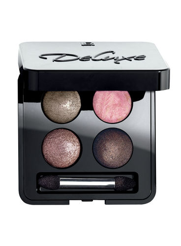 1a LR Deluxe --- Artistic Quattro Eyeshadow --- Delighted Nude --- 4 x 0,5 g --- 11150-10