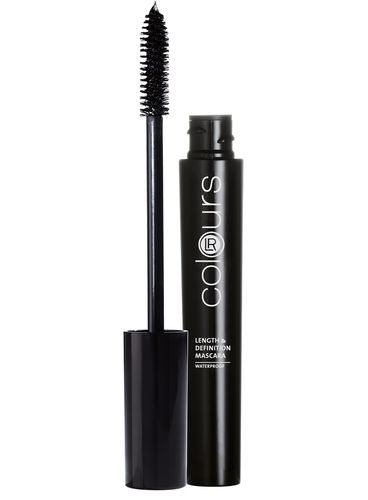1a LR COLOUR --- Length + Definition Mascara waterproof --- Absolute Black --- 10266