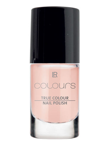 1a LR COLOURS --- True Colour Nail Polish --- Frosty Vanilla --- 10400-2
