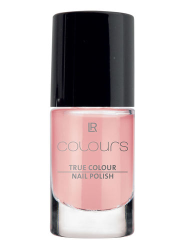 1a LR COLOURS --- True Colour Nail Polish --- Ballerina Rose --- 10400-3