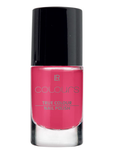1a LR COLOURS --- True Colour Nail Polish --- Pink Flamenco --- 10400-8