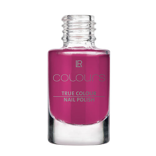 1a LR COLOURS --- True Colour Nail Polish --- Foxy Fuchsia --- 10400-9