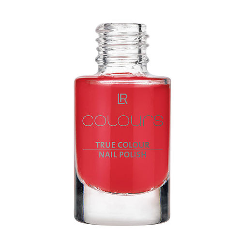 1a LR COLOURS --- True Colour Nail Polish --- Red Kiss --- 10400-10