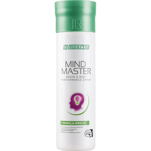 1a LR Mind Master Brain & Body Performance Drink Formula Green --- 80900