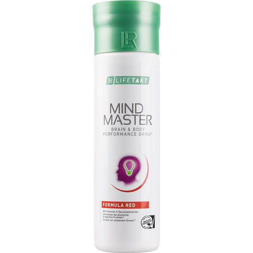 1a LR Mind Master Brain & Body Performance Drink Formula Red --- 80950