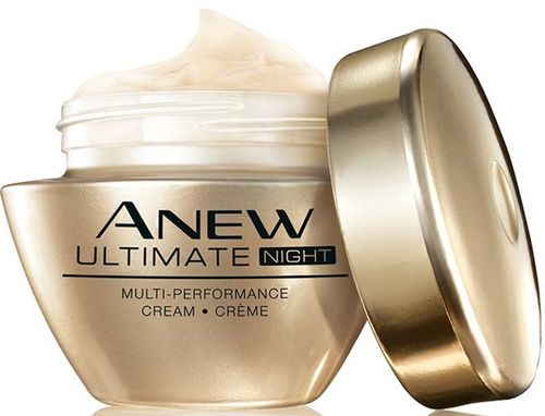 1a AVON Nachtcreme --- ANEW Ultimate Multi-Performance 50+ --- 50 ml