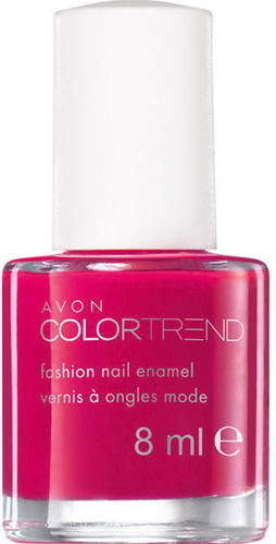 1a AVON Nagellack --- Color Trend --- Hot --- 8 ml