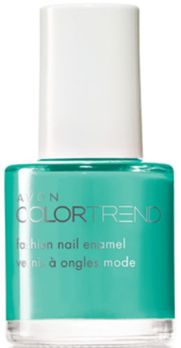 1a AVON Nagellack --- Color Trend --- Juicy --- 8 ml