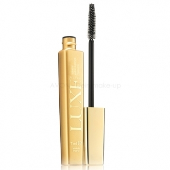 1a AVON Mascara --- Luxe Volumen --- Caviar Brown --- 7 ml