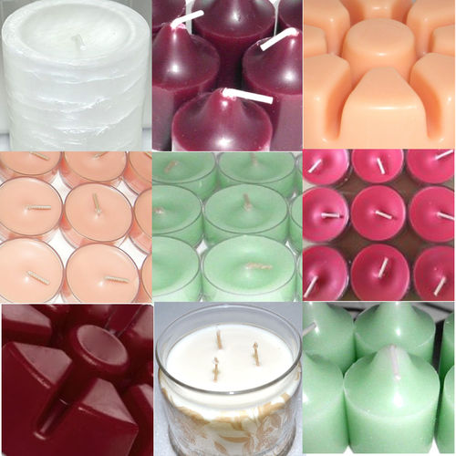 1a PartyLite Fresh Home Perfect Pet --- Duftwachsglas --- braun --- g91870