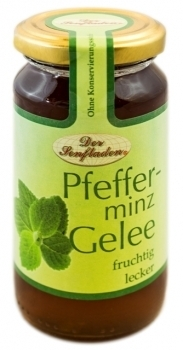Altenburger Gelee --- Pfefferminzgelee --- 240 g Glas 30016