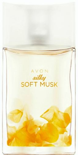 1a AVON Eau de Toilette Spray --- Silky Soft Musk --- EdT 50 ml --- für SIE