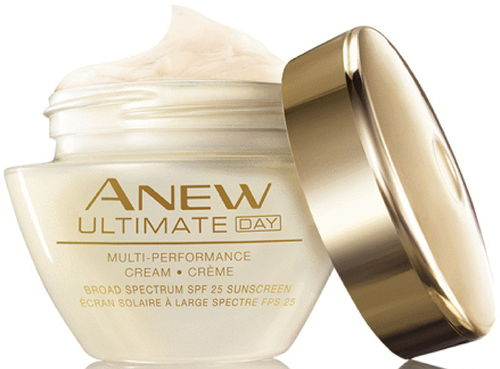 1a AVON Tagescreme --- ANEW Ultimate Multi-Performance 50+ --- LSF 25 --- 50 ml