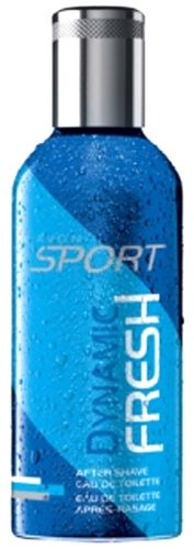 1a AVON Aftershave --- Avon Sport Dynamic Fresh --- 100 ml