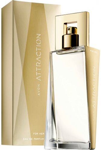 1a AVON Eau de Parfum Spray --- ATTRACTION für SIE --- EdP 50 ml