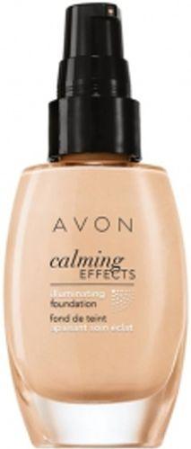 1a AVON Foundation --- Calming Effects beruhigend --- Warmest Beige --- 30 ml