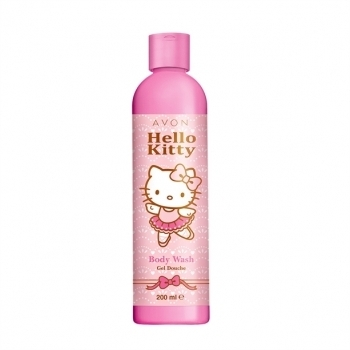 1a AVON Duschgel --- Hello Kitty --- 200 ml