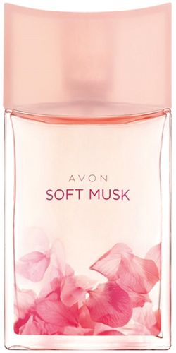 1a AVON Eau de Toilette Spray --- Soft Musk --- EdT 50 ml --- für SIE